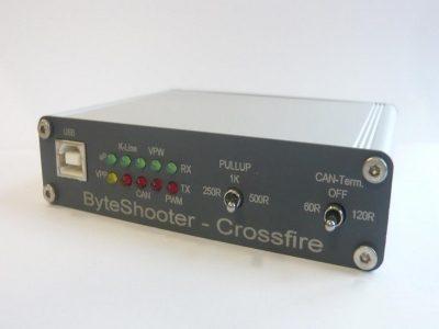 ByteShooter Crossfire Semi Master OBD + Tricore BOOT