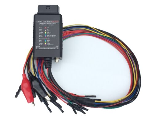 Improved Design! Universal ECU Pinout Cable