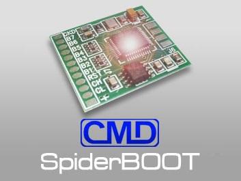 SpiderBOOT by CMD Flashtec