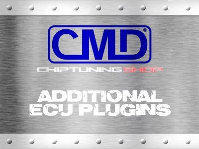 CMDFlash Additional ECU Plugins