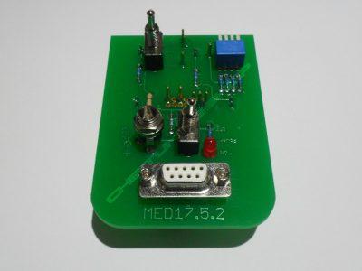 MPPS VAG MED17.5.2 Probe