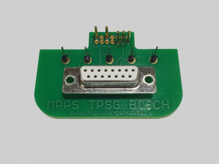 MPPS TPSG Probe