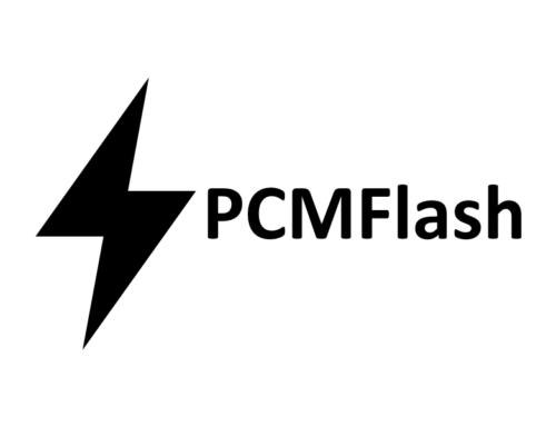 PCMFlash 1.2.2 released
