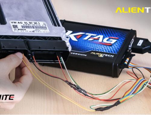 Used K-TAG Master + ECM Titanium
