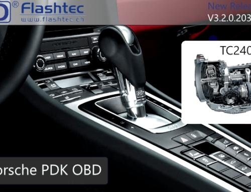 CMDFlash V3.2.0.203 – Porsche PDK!