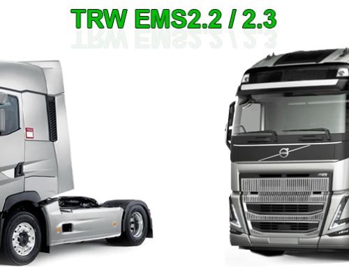 DFOX: VOLVO RENAULT TRW EMS2.2 EMS2.3